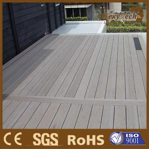 New Technology Outdoor WPC Decking with Natural Wood Grain pictures & photos