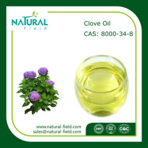 Factory Supplier Clove Essential Oil, Food Grade Clove Oil for Toothache pictures & photos