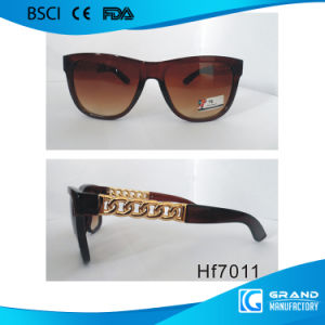 China 2017 Fashion Design Brand Custom New Trends PC Sunglasses pictures & photos