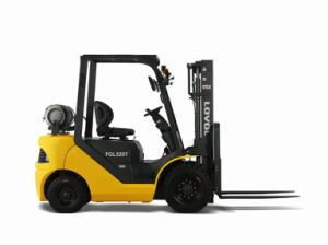 Best Price New 2t LPG Power Forklift pictures & photos