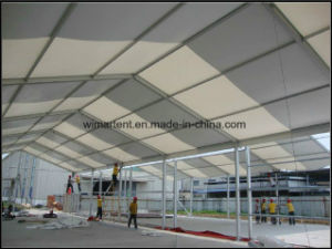 10X30m Aluminium Frame Warehouse Tents with Hard Steel Walls pictures & photos