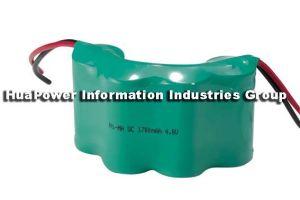 Ni-MH Battery Pack (Ni-MH SC1700mAh 4.8V)