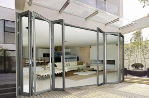 Aluminium Door (pH-6601) pictures & photos