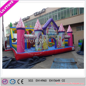 Commercial Inflatable Funcity for Kids/Inflatable Castle pictures & photos