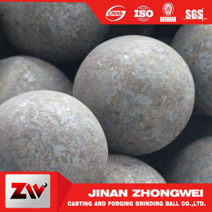Low Breakage Forged and Casted Grinding Ball pictures & photos