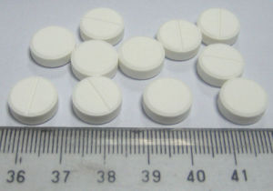Acetylsalicylic Acid Tablet / Acetyl Salicylate Lysine for Injection pictures & photos