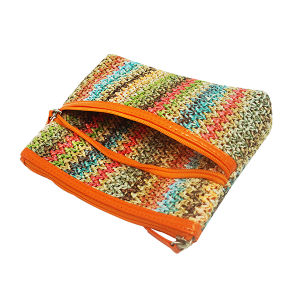 Fashion Ladies Colorful Special Material Makeup Cosmetic Bag pictures & photos