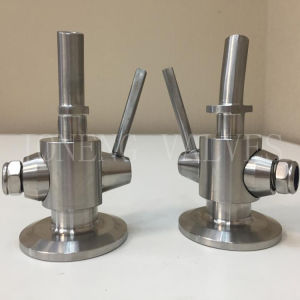 Stainless Steel Beer Sampling Valve pictures & photos