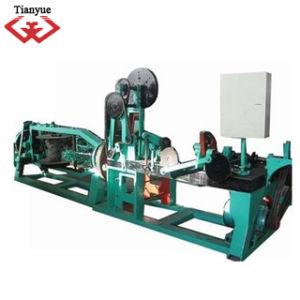 Electro Galvanized Barbed Wire Machine (TYB-0044) pictures & photos