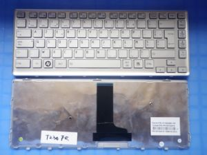Fr/France Laptop Keyboard for Toshiba T230 Keyboard Notebook Keyboard pictures & photos