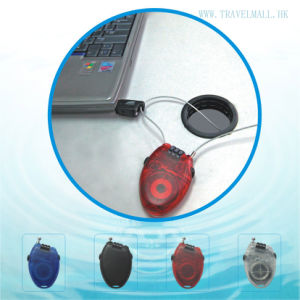 Retractable Cable Travel Lock (TE051N)