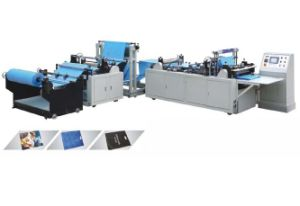 Automatic Nonwoven D-Cut Bag Making Machine