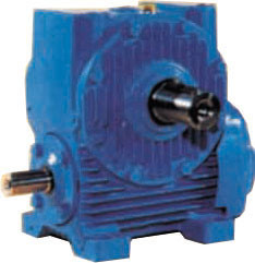 Cuw Cone Worm Gear Reducer with Foot Mounted pictures & photos