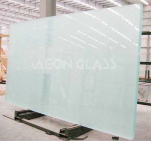 15mm, 19mm Low Iron Float Glass, Ultra Extra Clear Float Glass, Super White Float Glass pictures & photos