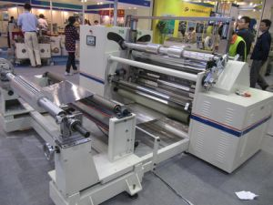 PVC Film / Pet Film / PP Film Slitter Rewinder pictures & photos
