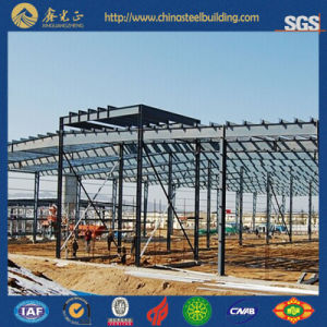 Steel Structure Car Exhibition Hall (SS-16129) pictures & photos
