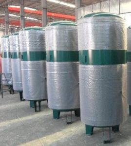 High Pressure Carbon Steel Compressed Air Tank pictures & photos