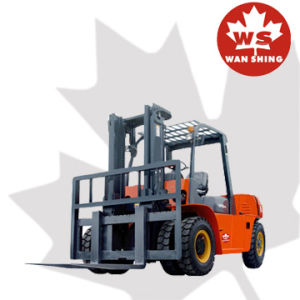 7ton Diesel Forklift with 6bg1 Engine pictures & photos