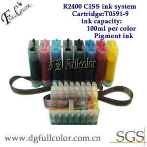 CISS Ink System for Epson Stylus Photo R2400 Printer Inkjet Cartridge pictures & photos