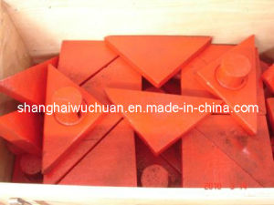 High Manganese Parts Crusher Liners for Impact Crusher pictures & photos