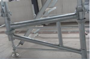 Cuplock Scaffold Board Bracket with Galvanized pictures & photos