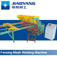 Automatic Fence Mesh Welding Machine (GWC-2500C)