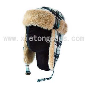 Hat with Ear-Flap, Fashion Hat, Winter Hat, Warm Hat (JRF029) pictures & photos