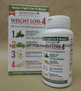 Doctor′s Select Weight Loss 4 Tablets Herbal Slimming Capsules pictures & photos