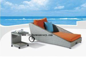 Outdoor Sunbed, Garden Sunbed, Outdoor Lounger (5030)