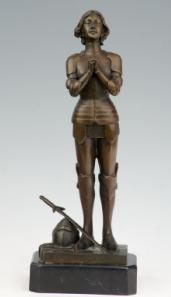 Bronze Sculpture Figure Statue (HYF-1004)