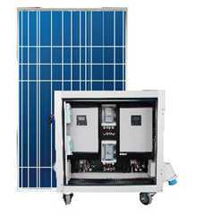 4000W 48V360ah High Transfer Efficiency Solar Generator (X400)