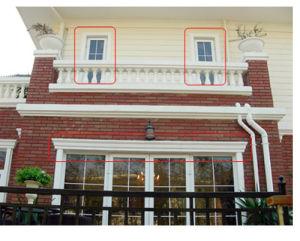 EPS Decorative Trim Moulding Straight Window Crown Molding Trim pictures & photos