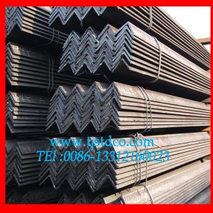 Hot Rolled Structural Steel Angle Bar (S235JR S355J2) pictures & photos