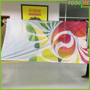 Factory Price Custom Polyester Mesh Banner, PVC Mesh Banner for Sports Events (TJ-B01) pictures & photos