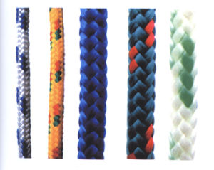 16 Strand Nylon Braided Rope pictures & photos