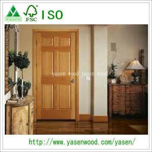 Interior 6 Panel Composite Wooden Door