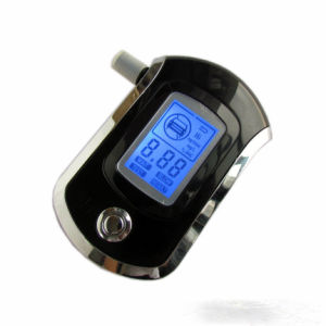 Portable Digital Alcohol Breathalyzer LCD Display Alcohol Tester pictures & photos