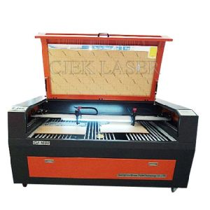 Double Heads Laser Cutting Machine (CJ-L1690 100W)