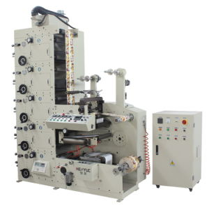 Automatic Flexographic Printing Machine (RY-320-5)