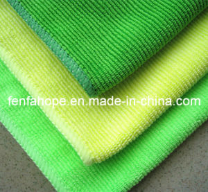 Kentele Type Weaving Microfiber Cloth (14NF47)