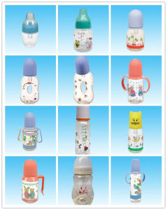 Silicon Baby Bottle Wholesale pictures & photos