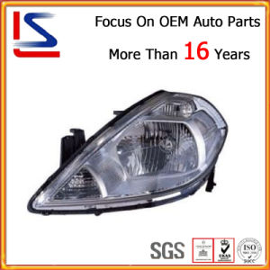 Auto Parts Head Lamp for Nissan Tiida ′05-′06 (LS-NL-056) pictures & photos