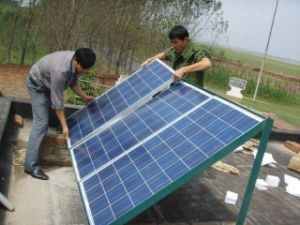 300wp Solar Power System