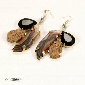 Fashion Earrings, Fashion Earring Jewelry, Fashion Accessories (Rh-20662)