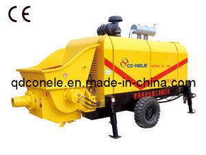 Diesel Engine Concrete Pump (diesel engine) /CE&ISO9001 Ceterificate Concrete Pump