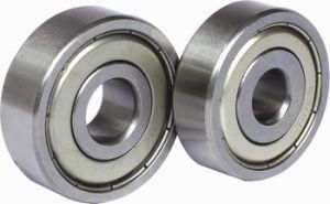 Deep Groove Ball Bearing (6300 ZZ RS OPEN) pictures & photos