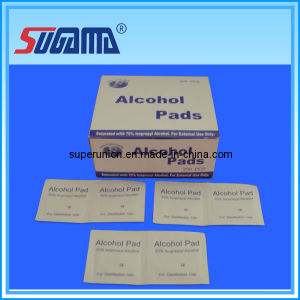 China Manufacturer Disposable Alcohol Pad with CE Approved pictures & photos