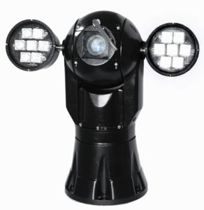 Shock Proof PTZ Camera for Vehicle System pictures & photos