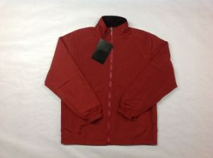 Fleece Material Autumn and Winter Men′s Golf Jacket pictures & photos