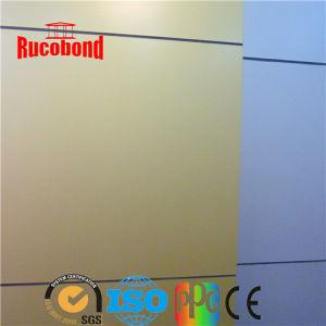 Aluminum Composite Material Aluminum Composite Panel (RCB130809) pictures & photos